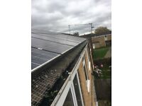 All aspects roofing Nottm / solar panel care