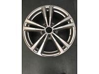 Genuine Audi A3 Alloy wheel 8V0 601 025 BL