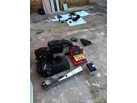 BMW K100 parts seat brakes tail fairing headlight exhaust