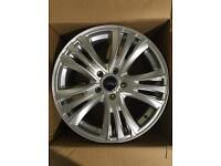 """Winter wheels and tyre package 18"""" for Ford Transit ."""