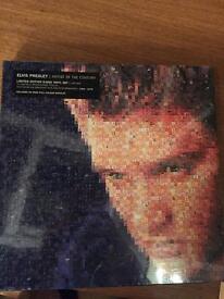 Elvis Presley Artist of the century 5 Disc vinyl