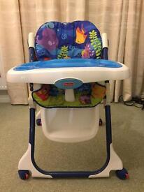 Ocean Wonders™ Healthy Care™ High Chair