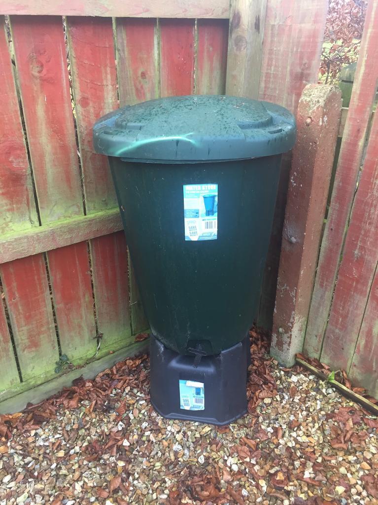 Water barrel 120 ltr