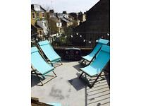 3 x Deck Outdoor Chairs