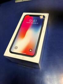 iPhone X 64gb EE brand new sealed