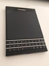 Blackberry Passport as Brand New ( no single scratch) used only a week