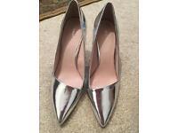 Size 7 ladies heels from Next unworn