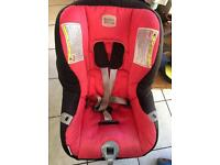 Bargain!30£!Britax first brilliant car seat 0-4years!good condition