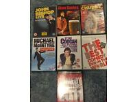Job Lot of 7 Comedy DVD's