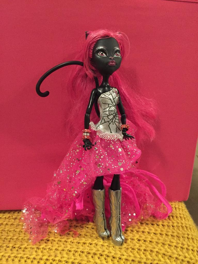 Monster High doll catty noire NOW SOLD