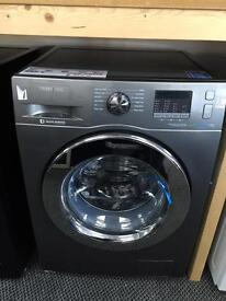 **CHRISTMAS SALE** New Graded Samsung Ecobubble 7kg Washing Machine - Silver
