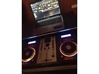 Numark Mixdeck CDJ Controller IPod, CD, MP3, USB stick player with Flightcase