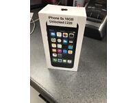 Iphone 5s 16gb space gary unlocked
