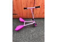 Girls sporter scooter