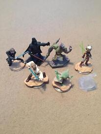 Xbox 360 Disney infinity 3.0 Star Wars play set