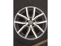 Alloy wheels Vauxhall and others