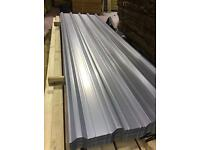 Barn cladding roof sheets galvanised