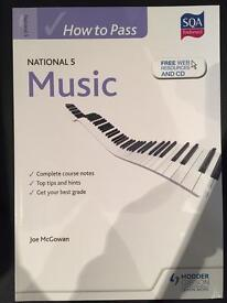 National 5 How To Pass Music