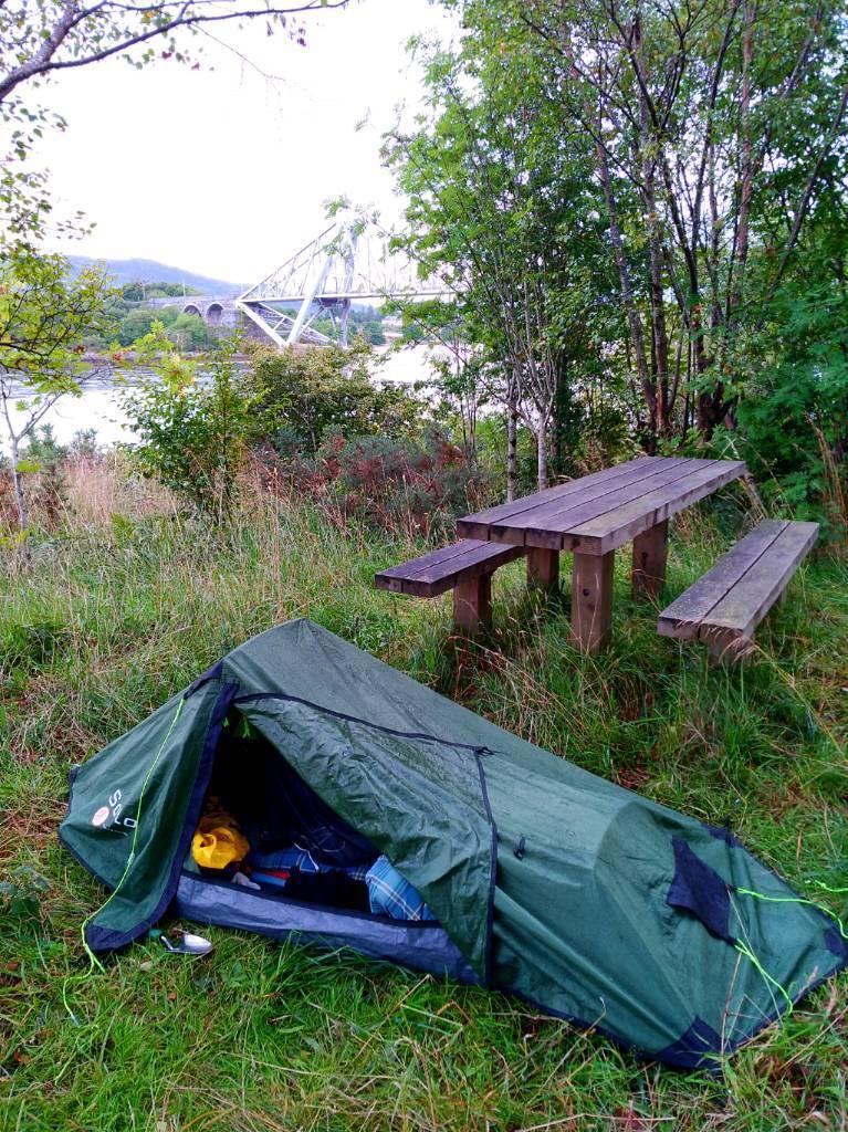 sports shoes ca0f3 bff73 Gelert solo 1 man hiking tent   in Botanic, Belfast   Gumtree