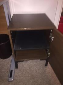 Small cupboard/bedside table