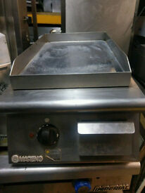 Mareno chrome griddle Electric