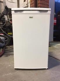 Lec under counter fridge With freezer box.
