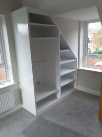 carpentry , joinery , woodwork, plasterboard fitting, attic/loft adaptation, roof work painting