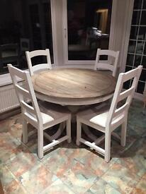 Kitchen / Dining Table (Reclaimed wood)