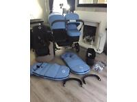 Bugaboo Donkey Duo/Twin/Mono pram in excellent condition