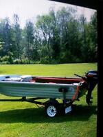 Boat / trailer for sale