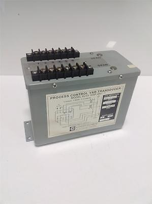 Scientific Columbus Process Conrol Var Transducer Xlv3-1k5p-an7