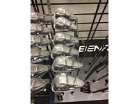 BENROSS MAX SPEED10 IRONS. 6-SW REG GRAPHITE SHAFTS. BNIW