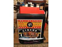 Rolling Stones rock n roll circus shop display. Very good condition.