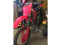 I need a complete back wheel for 1995 cr250