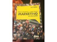 Marketing - An Introduction (University Marketing Degree Textbook)