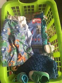 Boys 3-6 months bundles