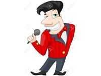 Male Vocalist/Singer required for Italian Covers Band