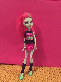 Monster High Venus foll