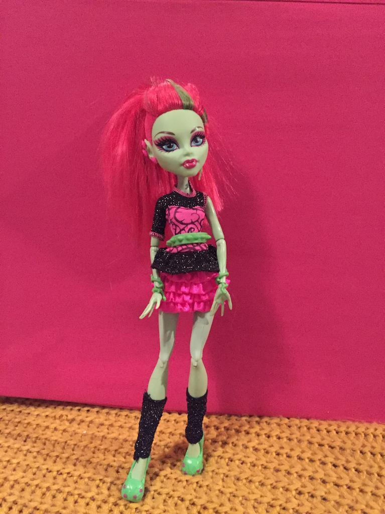 Monster High Venus foll