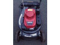 Honda 536 pro roller