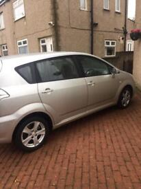 Toyota Corolla Verso 7 seater for sale
