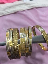 Girls bangles