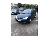Ford Focus 1.6 Automatic 12 months mot