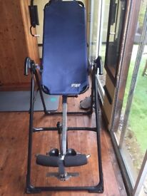 Teeter Hang Ups Inversion Table F9000 Mint Condition