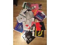 Job lot of 62 Trance, Electro House, House and Funky House records. Plenty of White Labels!