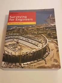 Surveying for Engineers Fifth Edition