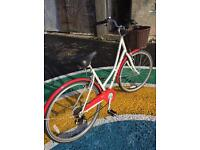 Dawes Duchess Ladybird traditional style ladies bicycle