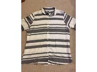 Women's George casual striped shirt