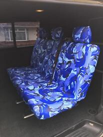 Transporter seat cover