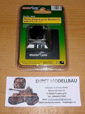 Biegewerkzeug Halterung für Ätzteile Photo Etched parts Bender S Trumpeter